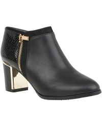 Lotus - Chloe Womens Ankle Boots - Lyst