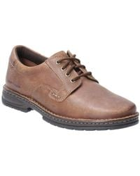 Hush Puppies Outlaw Ii Mens Lace Up Shoes - Brown
