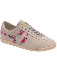 Gola Bullet Floral Womens Sneakers - Multicolour