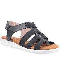 Hush Puppies Hailey Womens Gladiator Sandals - Black