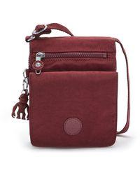 Kipling New Eldorado Womens Bag - Red