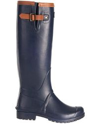 Barbour - Blyth Womens Wellingtons - Lyst