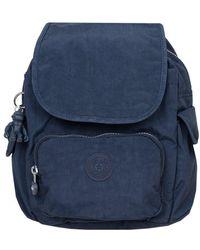 Kipling City Pack Mini Womens Backpack - Blue