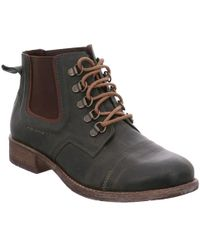 Josef Seibel - Sienna 09 Womens Casual Hiker Chelsea Ankle Boots - Lyst