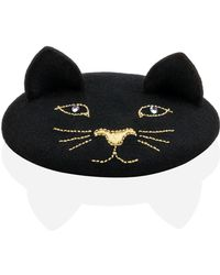 Charlotte Olympia - Cat On A Hat - Lyst