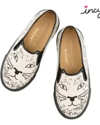 Charlotte Olympia - Incy Cool Cat Crayola - Lyst