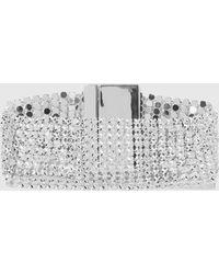 Cheap Monday - Metal Mesh Bracelet - Lyst