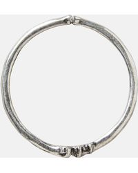 Cheap Monday - Skull Bangle - Lyst