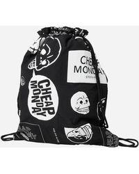 Cheap Monday - Rapid Logomania Gym Bag - Lyst