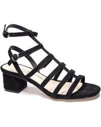 Chinese Laundry - Monroe Strappy Cage Sandal - Lyst