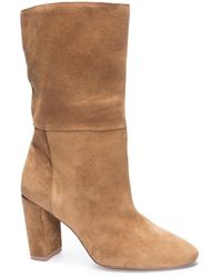 Chinese Laundry Keep Up Boot - Brown