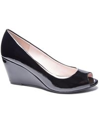 Chinese Laundry Noreen Wedge Pump - Black