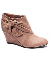 Chinese Laundry Viveca Bootie - Pink