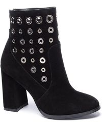 Chinese Laundry - Carmen Bootie - Lyst