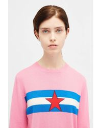 Chinti & Parker - Star Crossed Sweater - Lyst