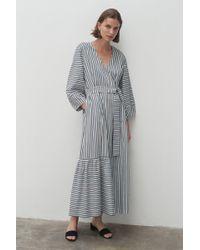 Chinti & Parker - Ivory Midsummer Selina Dress - Lyst