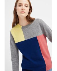 Chinti & Parker - Grey Luis Casa Sweater - Lyst