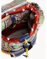 Chloé Sheltersuit & Chloé Backpack - Multicolor