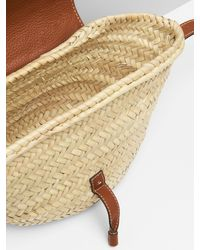 Chloé Small Marcie Basket - Brown