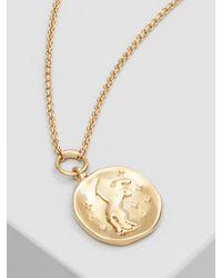 Chloé Emoji Necklace - Metallic