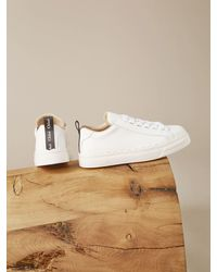 Chloé Lauren Trainer - White