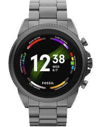 Fossil Smartwatch Gen 6 - Grau