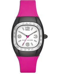 Marc By Marc Jacobs Damenuhr - Pink
