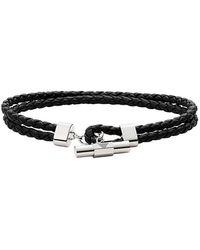Armani Armband - Zwart