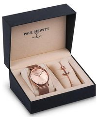 PAUL HEWITT Uhren-Set - Mehrfarbig