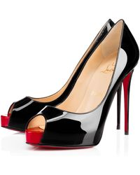 Christian Louboutin - New Very Prive Vernis - Lyst