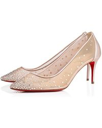 Christian Louboutin Follies Strass - Multicolor