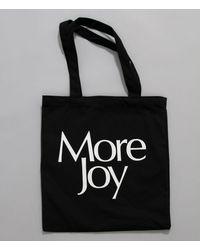 Christopher Kane More Joy Tote Bag - Black