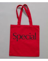 Christopher Kane Special Tote Bag - Red
