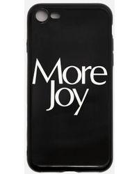 Christopher Kane More Joy Iphone 8 Case - Black