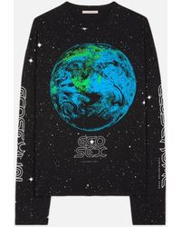 Christopher Kane Ecosexual Long-sleeve T-shirt - Black