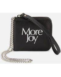 Christopher Kane 'more Joy' Wallet - Black