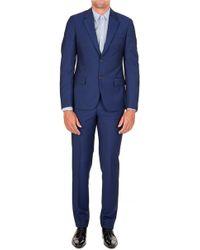 Alexander McQueen Suit - Blue