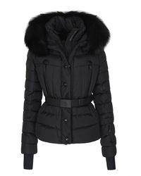 3 MONCLER GRENOBLE Womens Beverley Jacket - Black