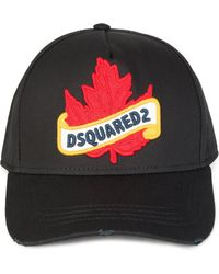 e27d2d70e Maple Dsquared Cap - Black