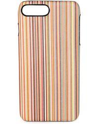Paul Smith Phone Case - Multicolour