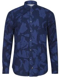 CKS Shirt Lange Mouwen - Blauw