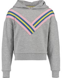 CKS Sweater Met Capuchon - Grijs