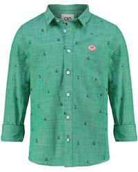 CKS Shirt Lange Mouwen - Groen