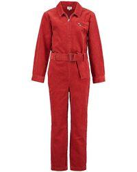 CKS Jumpsuit - Rood