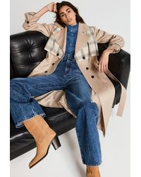 Claudie Pierlot Trench-coat - Neutre