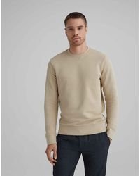 Club Monaco Tan Essential Sweatshirt - Brown