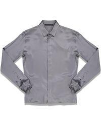 Haider Ackermann Classic Dali Shirt - Grey
