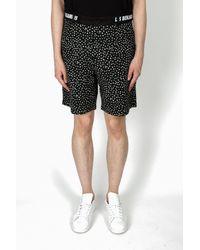 Les Benjamins Gunyidi Shorts - Black