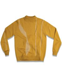 A_COLD_WALL* - A-cold-wall* Terrain Jacquard Knit Jumper - Lyst