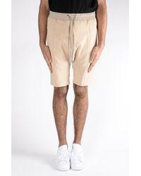 Les Benjamins Naravas Shorts - Natural